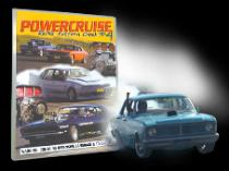 Powercruise DVD's